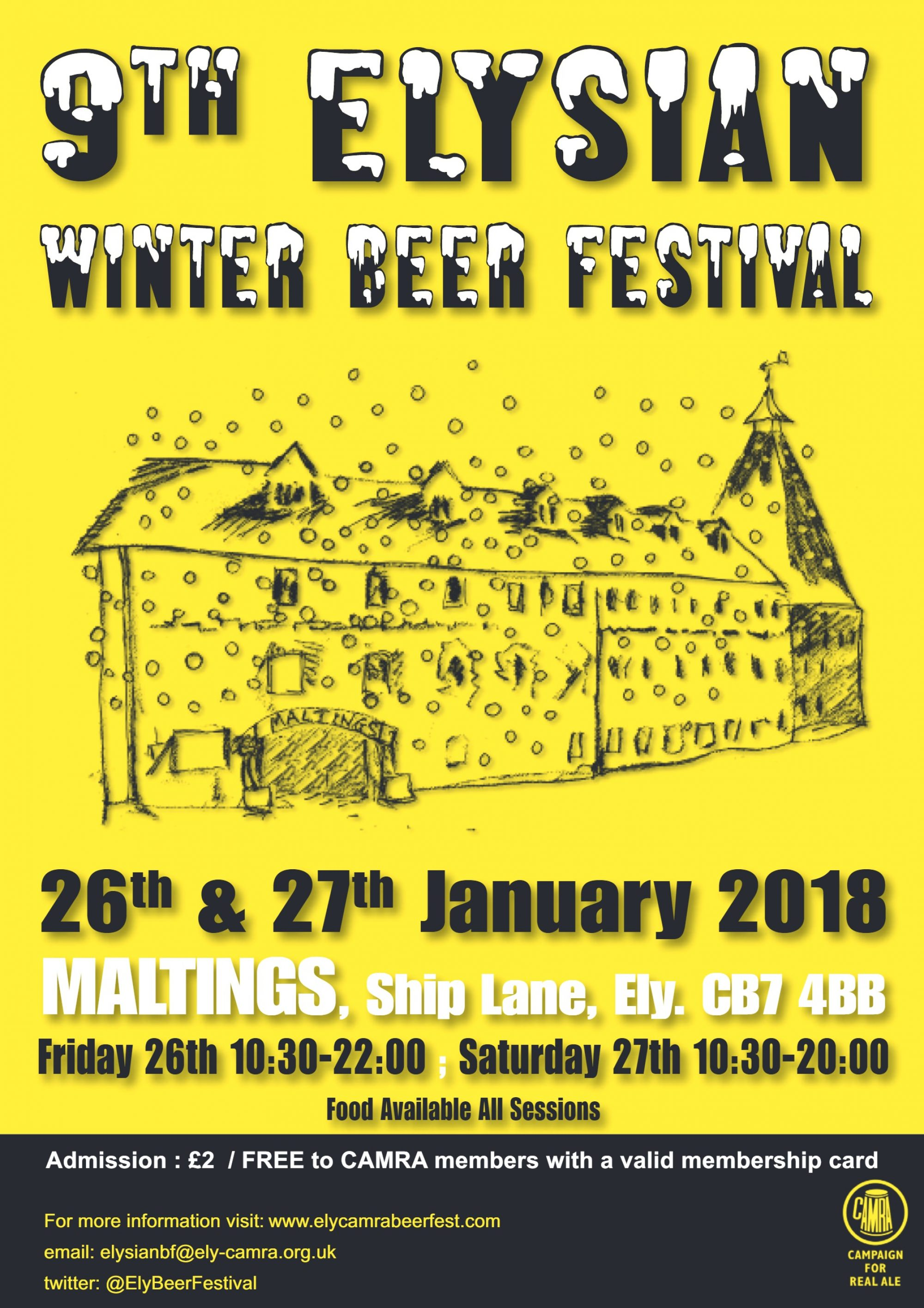 The 9th Elysian Winter Beer Festival